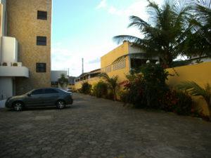 Parkeringsområdet
